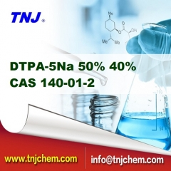 Best price of DTPA-5Na 50% 40% (Pentasodium DTPA) suppliers