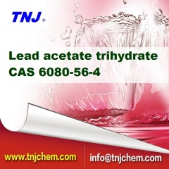 BUY Lead acetate trihydrate CAS 6080-56-4 suppliers price