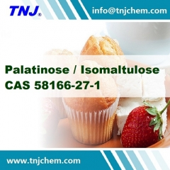 BUY Palatinose/Isomaltulose CAS 58166-27-1 suppliers manufacturers