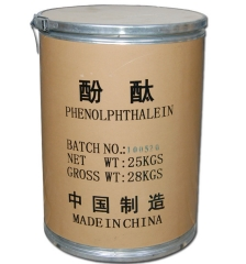 buy Phenolphthalein CAS 77-09-8 suppliers manufacturers