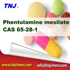 CAS 65-28-1, Phentolamine mesilate suppliers price suppliers
