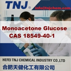 buy Monoacetone Glucose CAS 18549-40-1 suppliers manufacturers