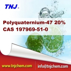Buy Polyquaternium-47 20% From China Factory suppliers At Best Price suppliers