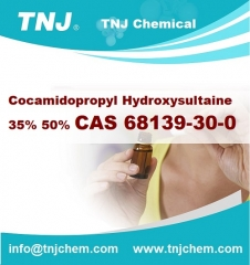 buy Cocamidopropyl Hydroxysultaine CHSB 35% 50% CAS 68139-30-0 suppliers manufacturers