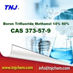 Buy Boron Trifluoride Methanol 14% 50% CAS 373-57-9 suppliers manufacturers