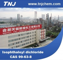buy Isophthaloyl dichloride CAS 99-63-8 suppliers manufacturers