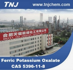 Buy Ferric Potassium Oxalate CAS 5396-11-8 suppliers manufacturers