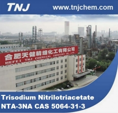CAS 5064-31-3, Trisodium Nitrilotriacetate NTA-3NA suppliers suppliers
