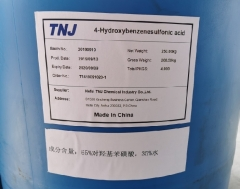 Buy 4-Hydroxybenzenesulfonic acid 65% suppliers price
