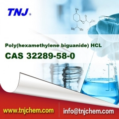 Poly(hexamethylene biguanide) hydrochloride CAS 32289-58-0 suppliers