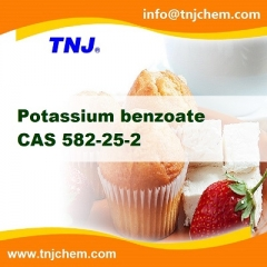 Potassium benzoate CAS 582-25-2 suppliers