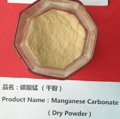 Manganese carbonate 44% MnCO3 CAS 598-62-9 suppliers