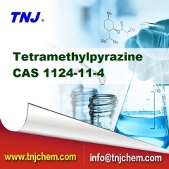 Tetramethylpyrazine CAS 1124-11-4 suppliers