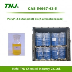 Poly(1,4-butanediol) bis(4-aminobenzoate) CAS 54667-43-5 suppliers