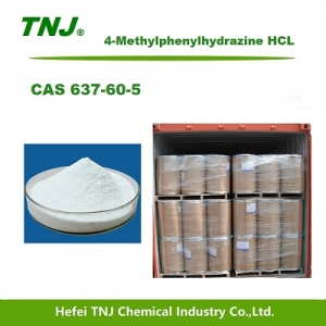 4-Methylphenylhydrazine hydrochloride/HCL CAS 637-60-5 suppliers