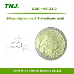 2-Naphthylamine-5,7-disulfonic acid CAS 118-33-2 suppliers