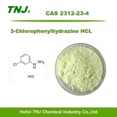 3-Chlorophenylhydrazine hydrochloride/HCL CAS 2312-23-4 suppliers