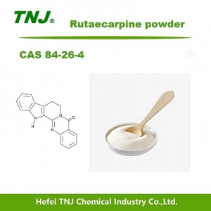 Rutaecarpine powder 98% CAS 84-26-4 suppliers
