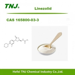 Linezolid 99% CAS 165800-03-3 suppliers