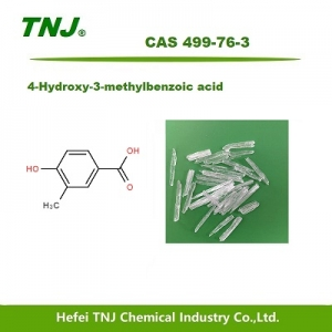 4-Hydroxy-3-methylbenzoic acid CAS 499-76-3 suppliers