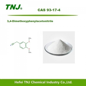 3,4-Dimethoxyphenylacetonitrile CAS 93-17-4 suppliers