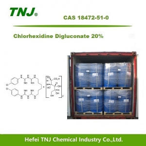 China origin Chlorhexidine Digluconate 20% solution suppliers suppliers