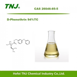 D-Phenothrin 94%TC CAS 26046-85-5 suppliers