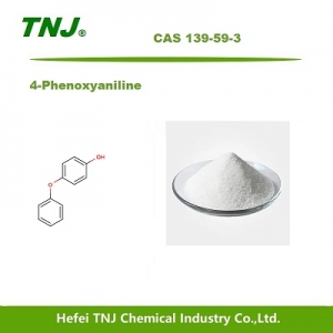 4-Phenoxyaniline powder 99% CAS 139-59-3 suppliers