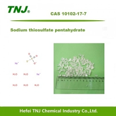 Crystal Sodium thiosulfate pentahydrate 99% CAS 10102-17-7 suppliers