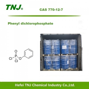 Liquid form Phenyl Dichlorophosphate CAS 770-12-7 suppliers