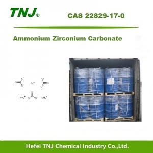 Solvent Ammonium Zirconium Carbonate CAS 22829-17-0 suppliers