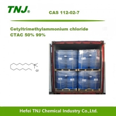 112-02-7 Cetyltrimethylammonium chloride CTAC 50% 99% price suppliers