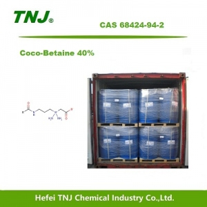 Coco-Betaine 40% CAS 68424-94-2 suppliers