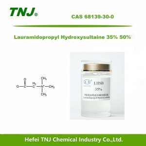Lauramidopropyl Hydroxysultaine SHSB-35% 50% CAS 68139-30-0 suppliers
