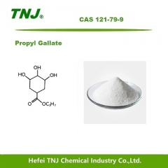 Best price Propyl Gallate food pharm from China supplier factory suppliers