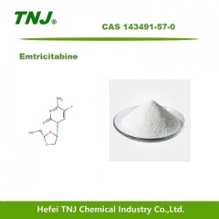 Best price Emtricitabine 99.0% from China suppliers suppliers