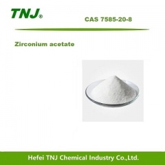 Zirconium acetate CAS 7585-20-8 suppliers