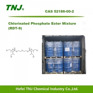 CAS 52186-00-2 Chlorinated Phosphate Ester Mixture (RDT-9) suppliers