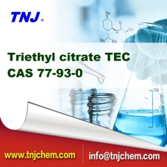 Buy food grade Triethyl citrate from China suppliers with factory price suppliers