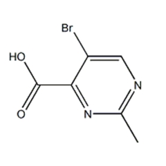 buy 5-Bromo-2-methyl-4-pyrimidinecarboxylic acid CAS#100707-39-9