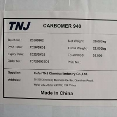 Carbomer 940 980 CAS 9003-01-4 suppliers