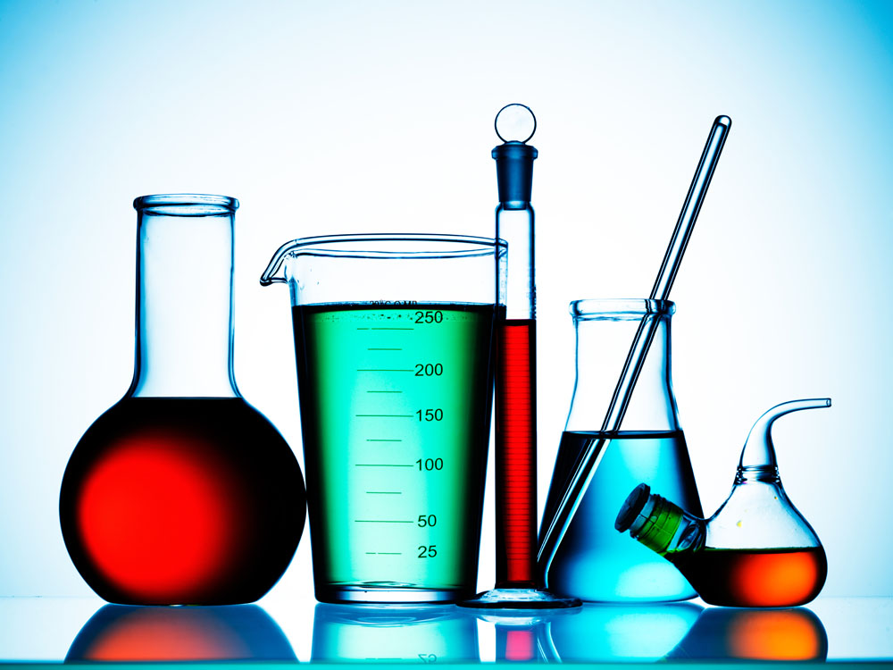 TNJ is specialized in Chemicals